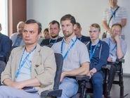 Слушатели конференции