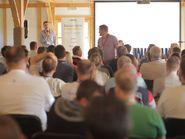 Мандроги, выступление на встрече партнеров «Белые ночи», 17-20 июня 2015