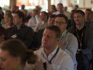 Мандроги, слушатели на встрече партнеров «Белые ночи», 17-20 июня 2015