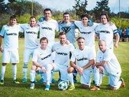 Футбольная команда Marvel