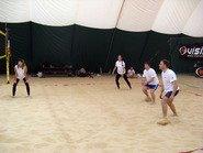 Корпоративные соревнования по волейболу