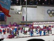 Лыжные гонки на Олимпиаде в Сочи