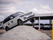 Range Rover в действии