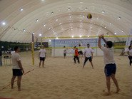 Волейбол на песке