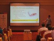 Axis с презентацией