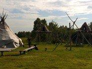 Чукотская деревня летом