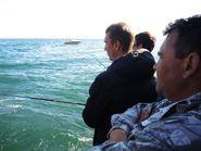 Рыбалка на Байкале с катера