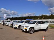 BMW на старте