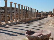 Турецкие археологические развалины