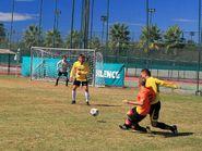 Подножка в футболе