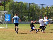 Опасные ситуации в футболе
