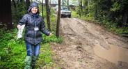 Спортивное ориентирование в лесу