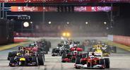 Ночная гонка F1 в Сингапуре