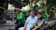 Велопрогулка по Сингапуру