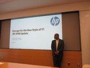 Презентация от HP