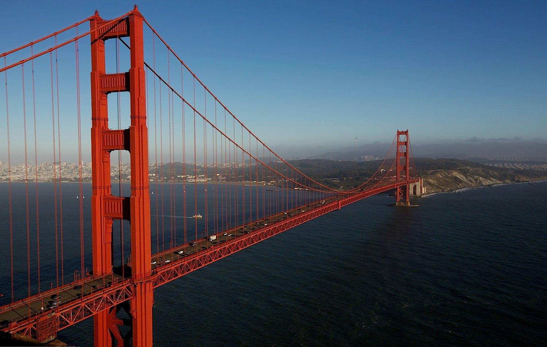 Мост в лос анджелесе фото