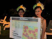 Демонстрация от девушек острова Бали