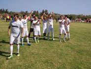 Футбольное приветсвие