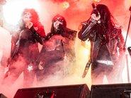 Концерт Kiss