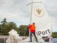 iPort поднимает флаг
