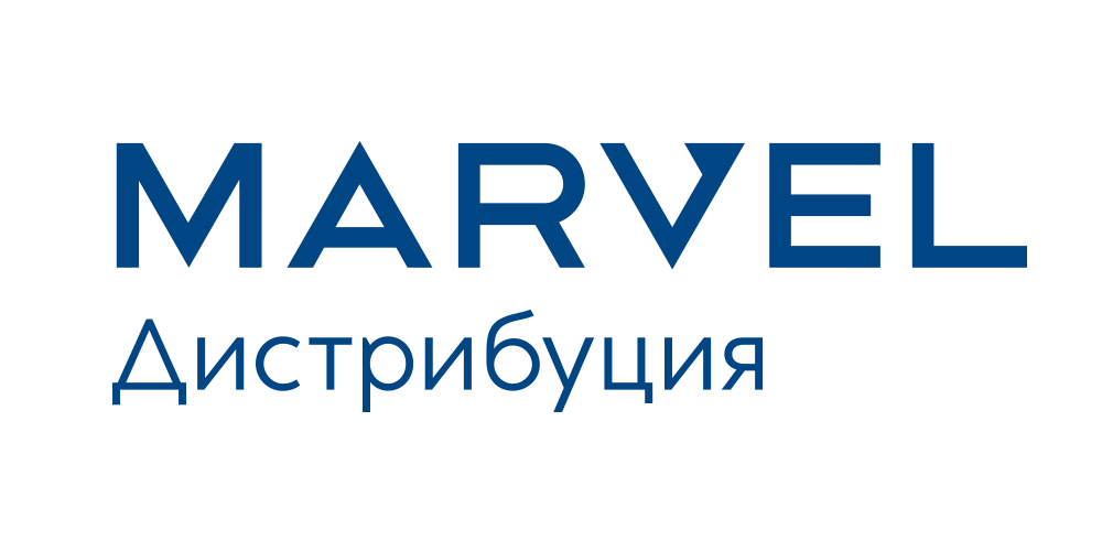 Логотип Марвел-Дистрибуция
