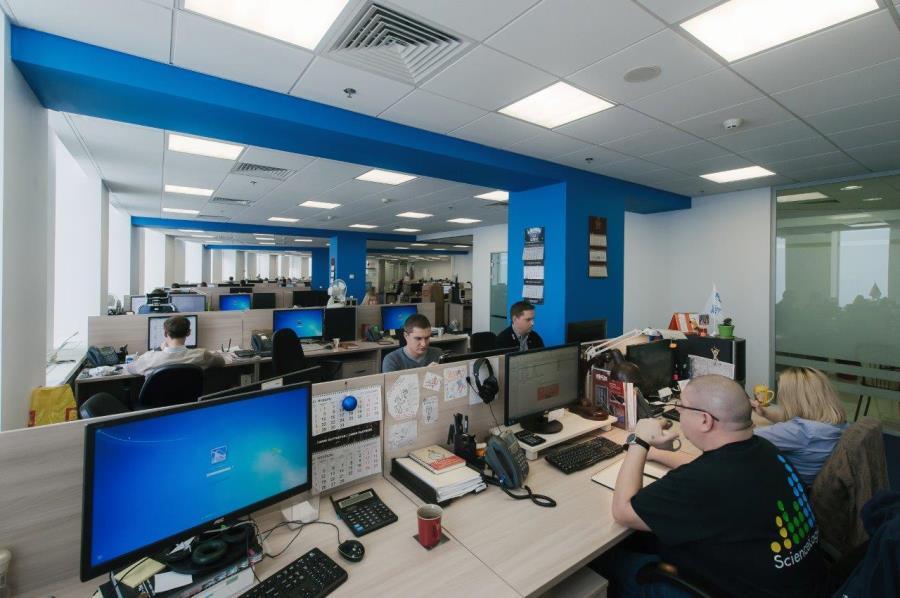 новый офис Марвел