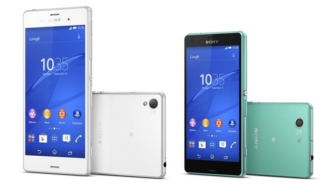 Sony Xperia Z3, Compact